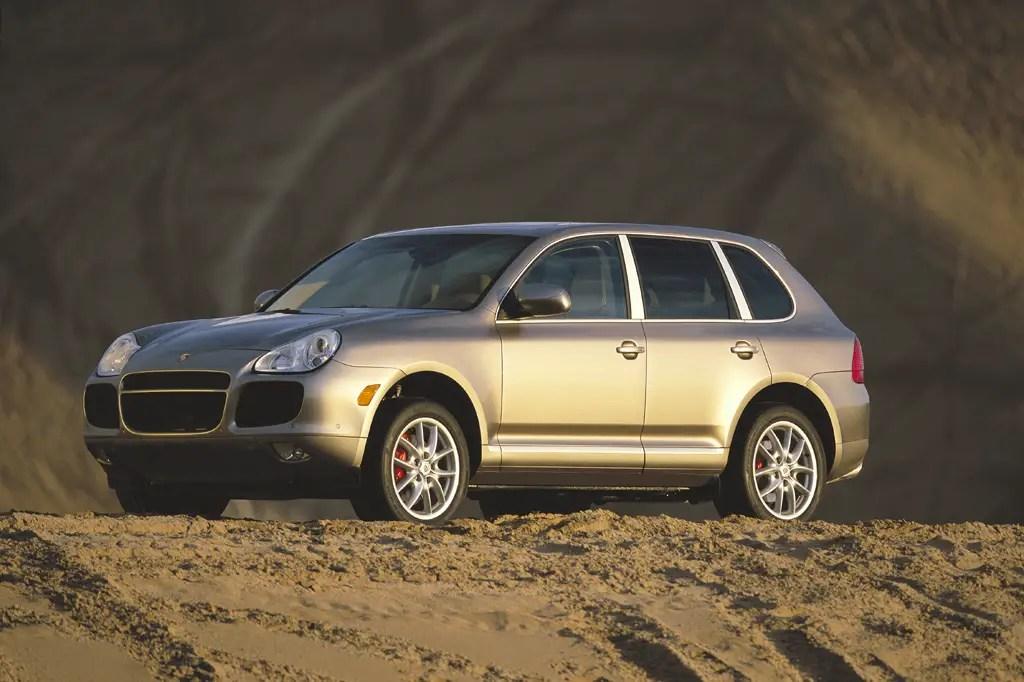 New Porsche Cayenne Price