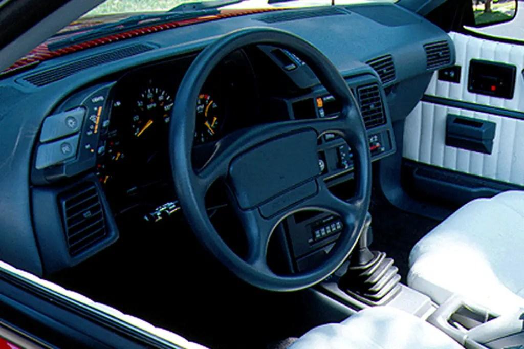 1990 94 Pontiac Sunbird Consumer Guide Auto