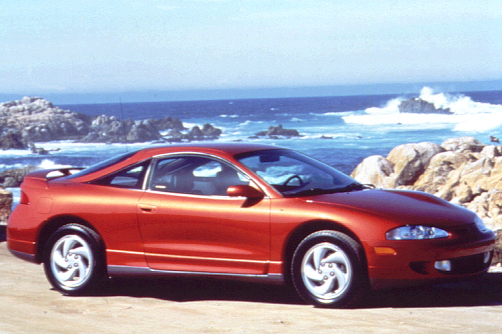 1998 Eclipse Dr Gst Mitsubishi 2 Turbo Eclipse 1998 Gst Mitsubishi