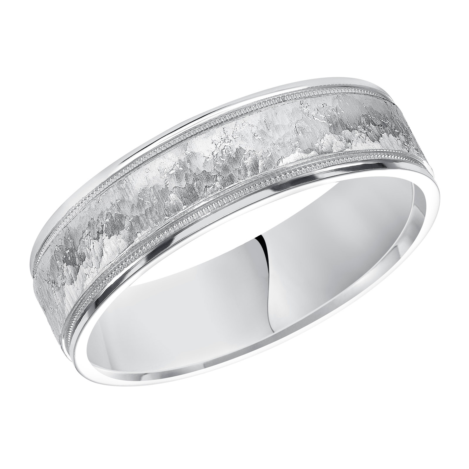 Goldman ring 11 12k4w6 g00 long island ny mens wedding for Long island wedding bands