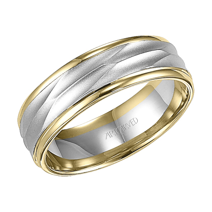 Artcarved 11 wv7412u g0 long island ny mens wedding for Long island wedding bands