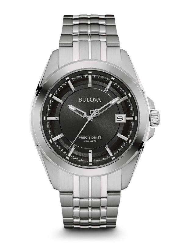 96B252 Bulova Men's Precisionist Watch