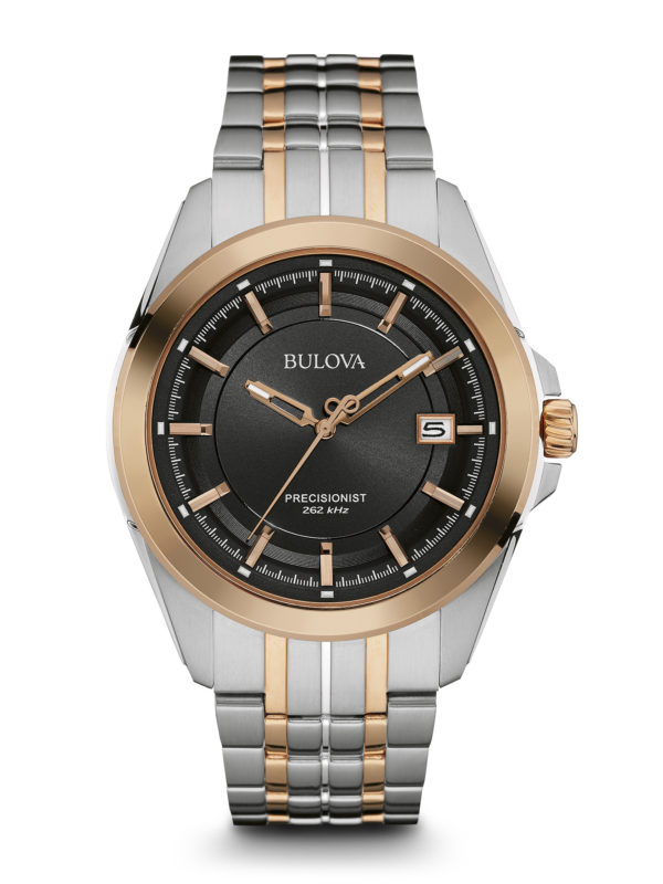 Bulova 98B268 Men's Precisionist Watch