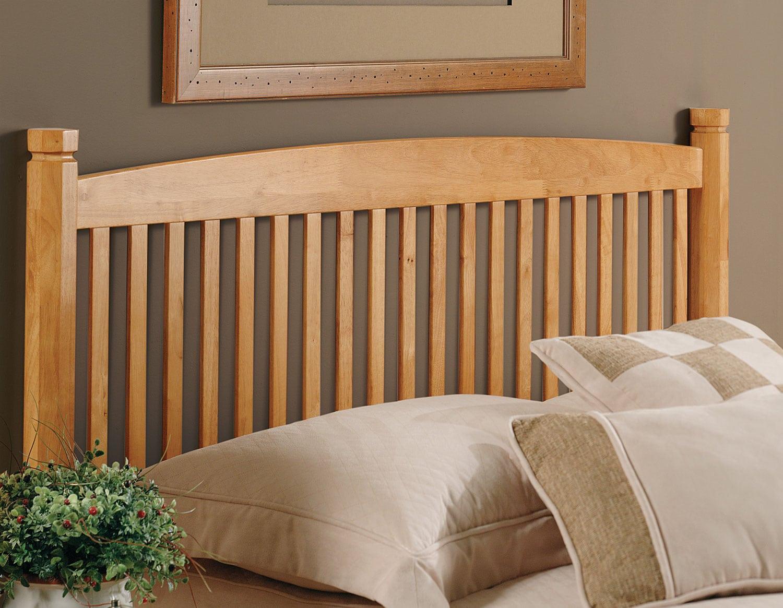 Headboards Bedroom Furniture American Signature Tree Headboard Oak