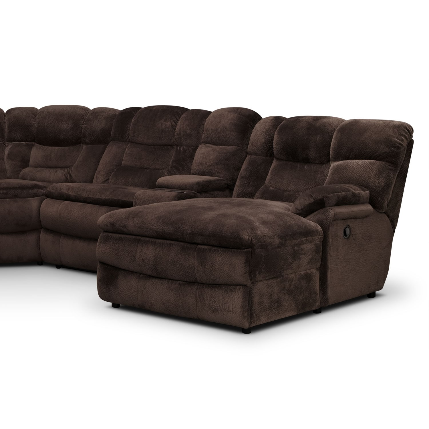 Couch Chaise And Recliner