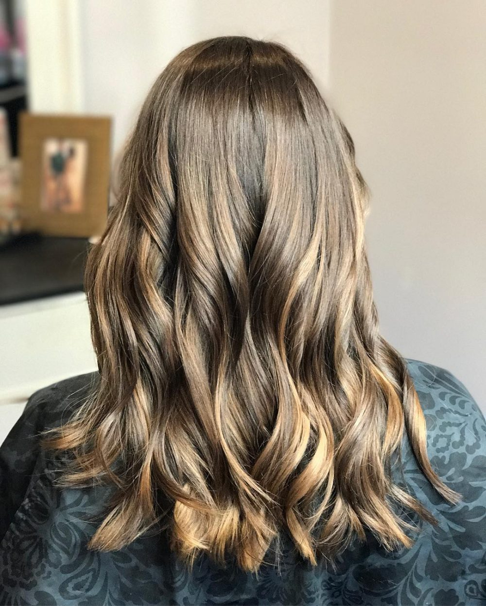 Best Caramel Highlights On Dark Brown Hair At Home Image Collection