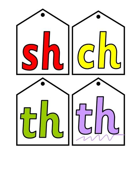 Th Th Th Th Th Sh Th Ch Ch Th Digraph Ch Th Ch Th Ch Th Sh Ch Ch Ch Wh