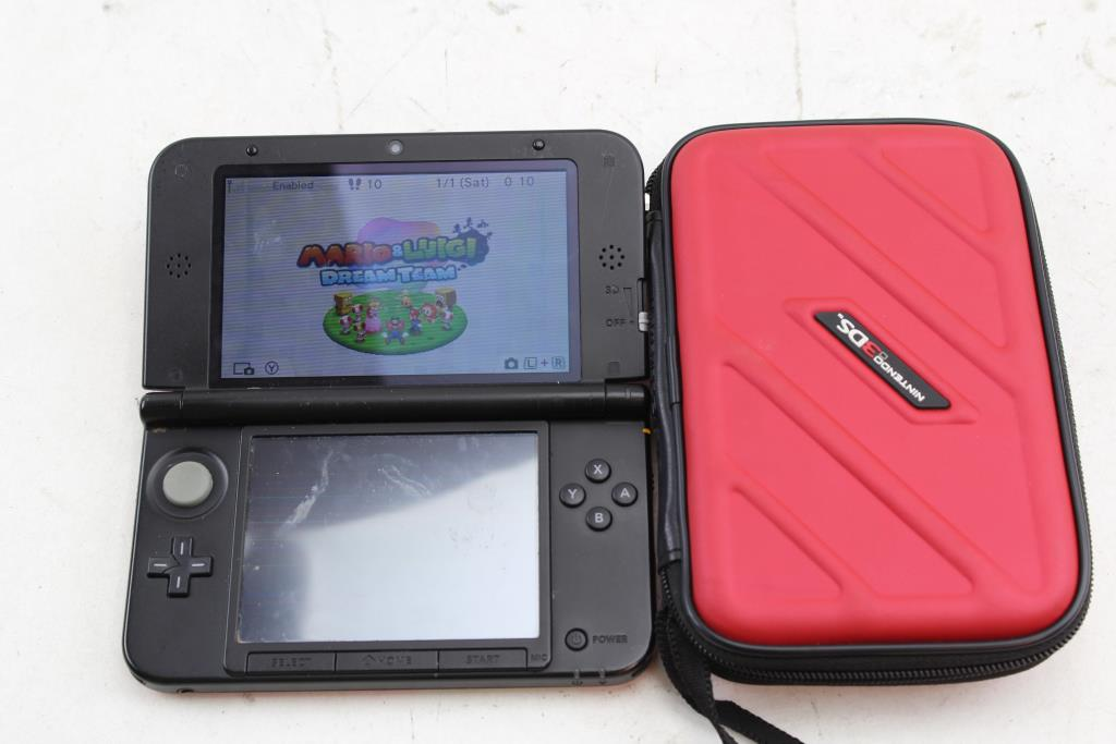 Dream Team 3ds Xl Nintendo