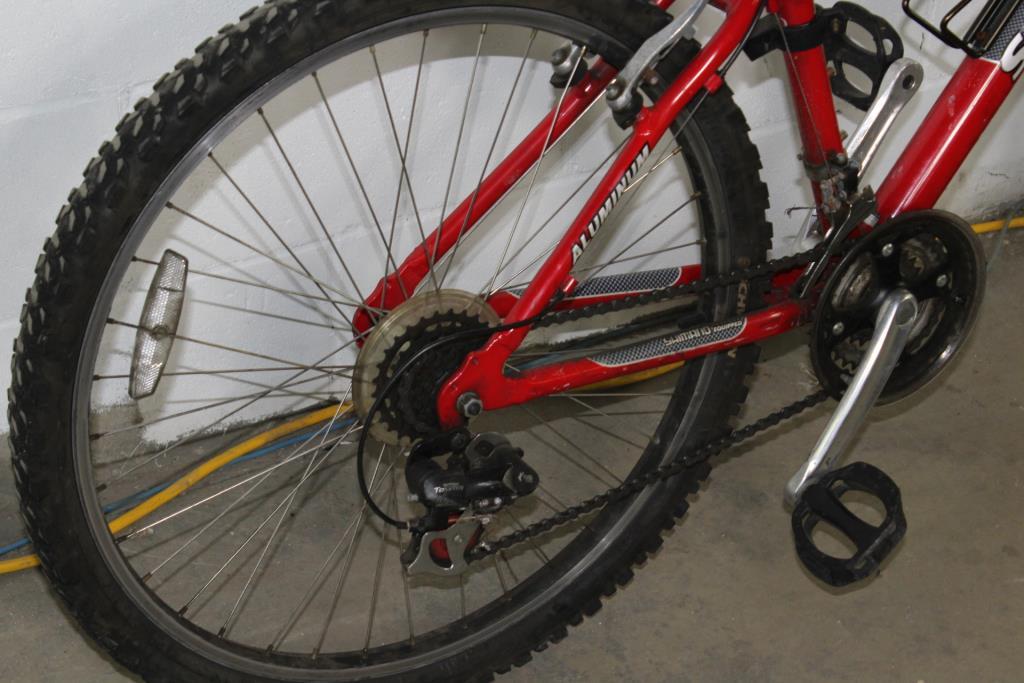 45509ae2eab Schwinn Sx Mountain 2000 Bike Aluminum