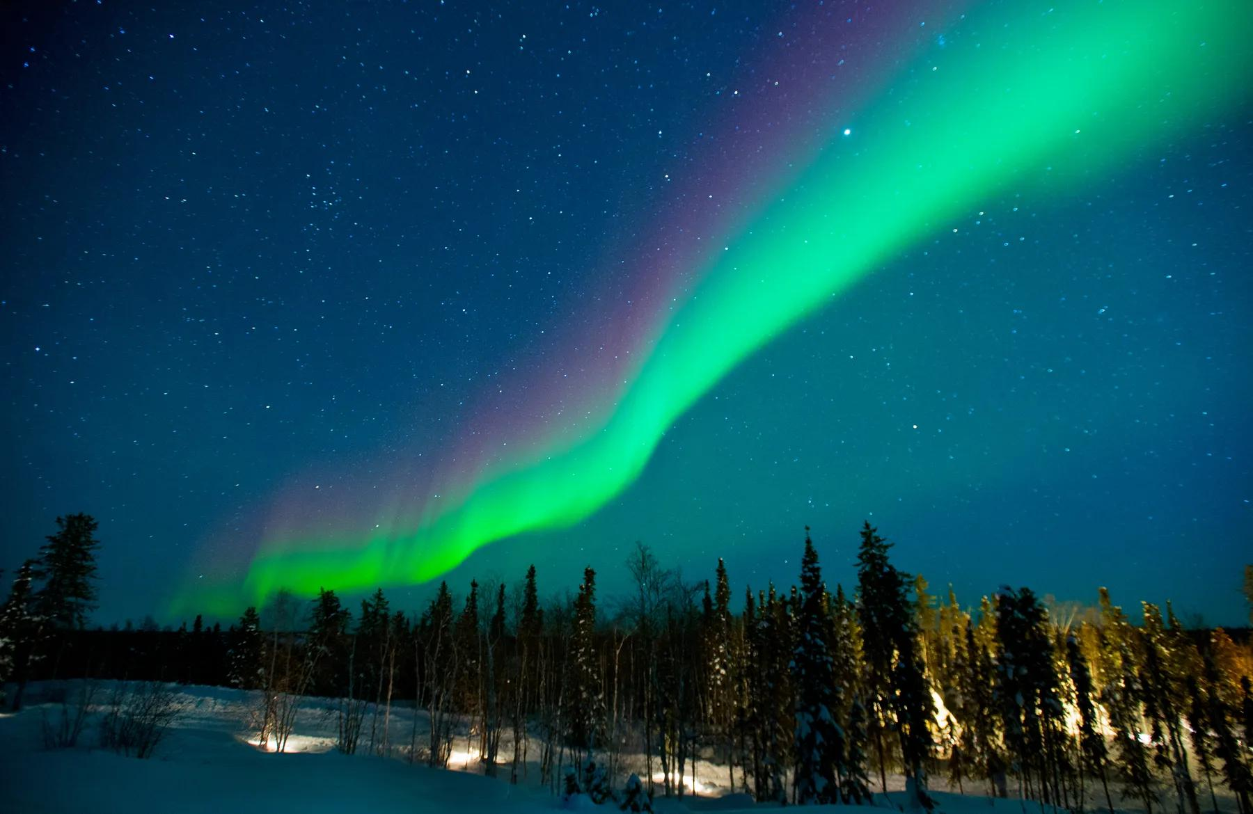 Best Year See Northern Lights