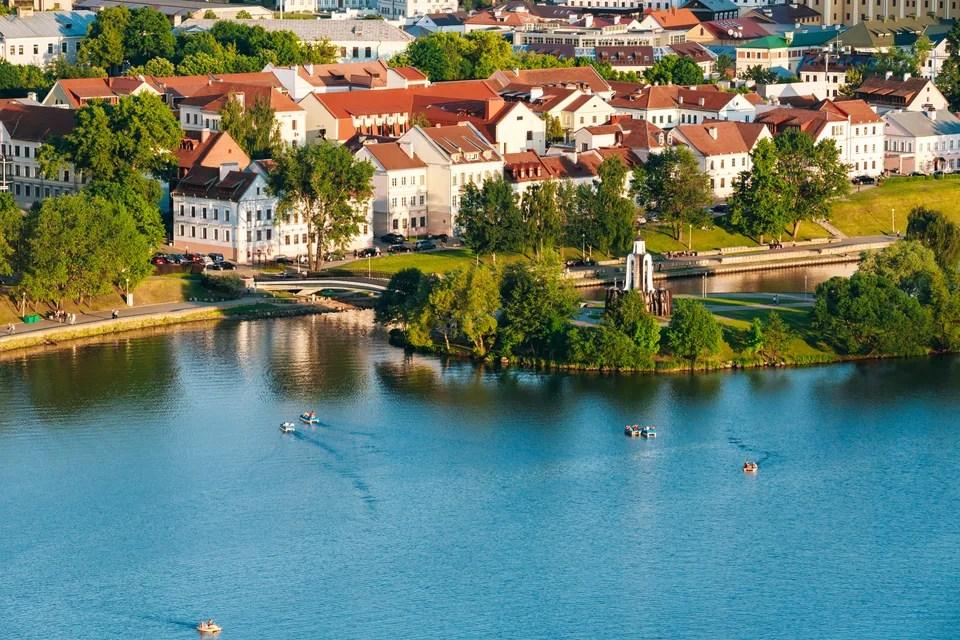 Hviterussland og andre billigste reiseliv i 2021