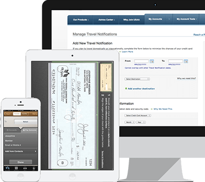 Banking Features and Options with Your Membership | USAA