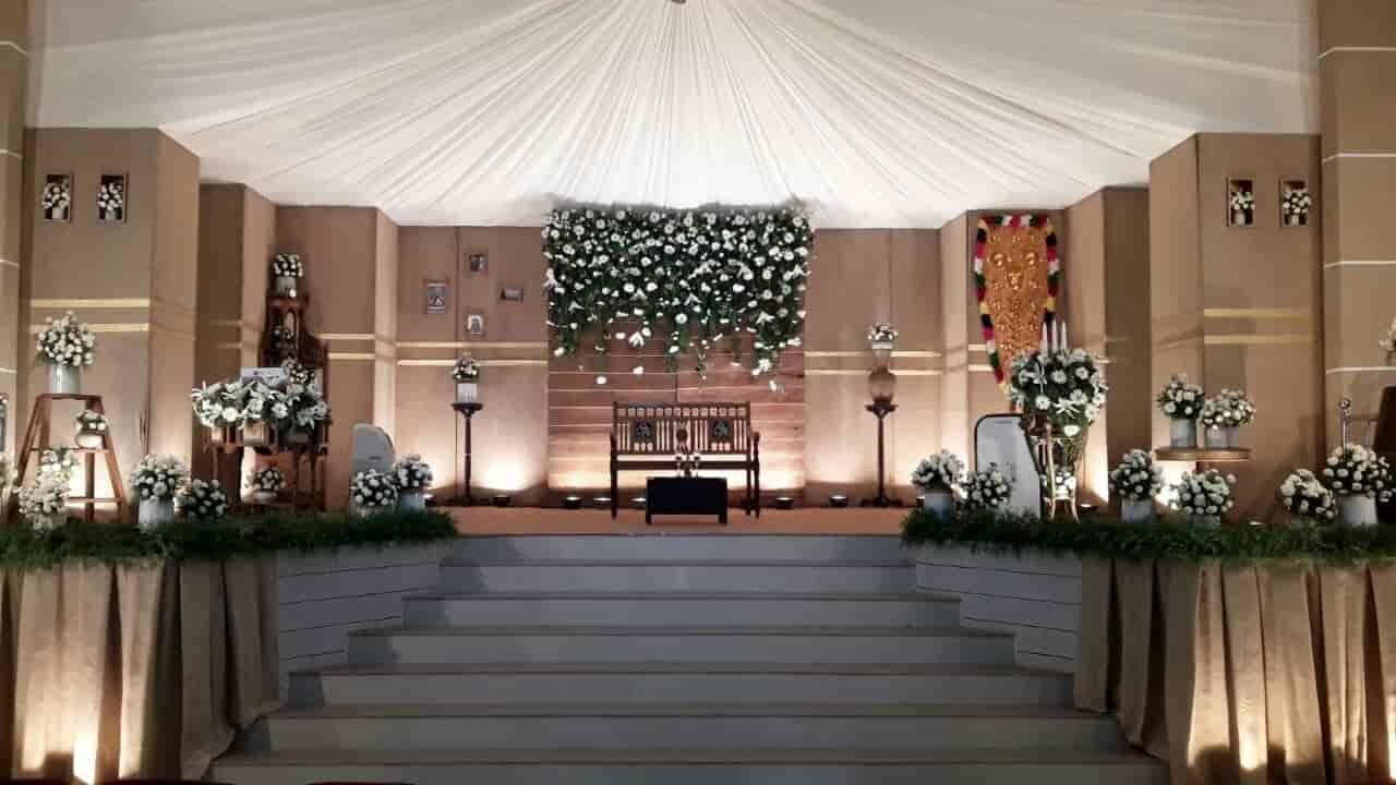 Kottayam St Marys Parish Hall - Klippdesign