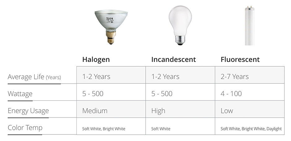 Recessed Lighting Bulb Types