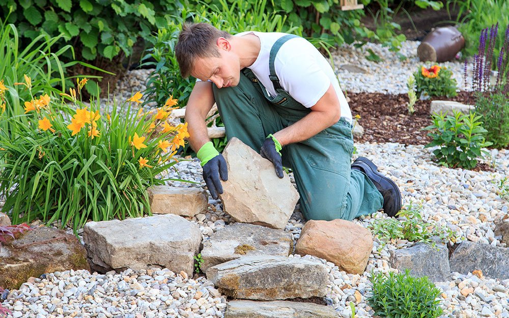 Large Decorative Garden Stones