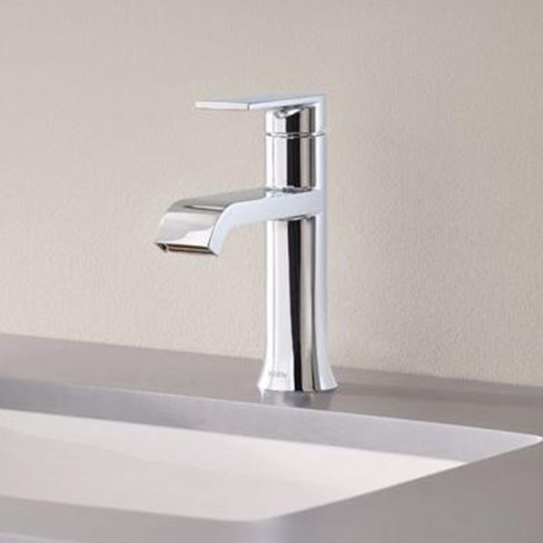Bathroom Faucets for Your Sink  Shower Head and Bathtub   The Home Depot Single Handle Sink Faucets