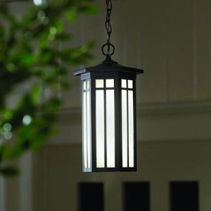 Outdoor Lighting   Exterior Light Fixtures at The Home Depot Outdoor Hanging Lights