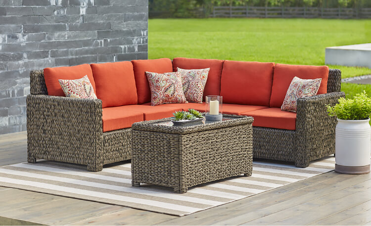 Outdoor Furniture Home Depot
