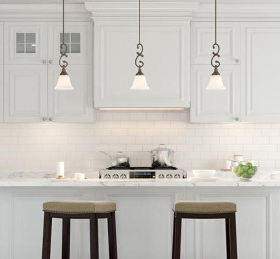 pendant lighting for kitchen # 0
