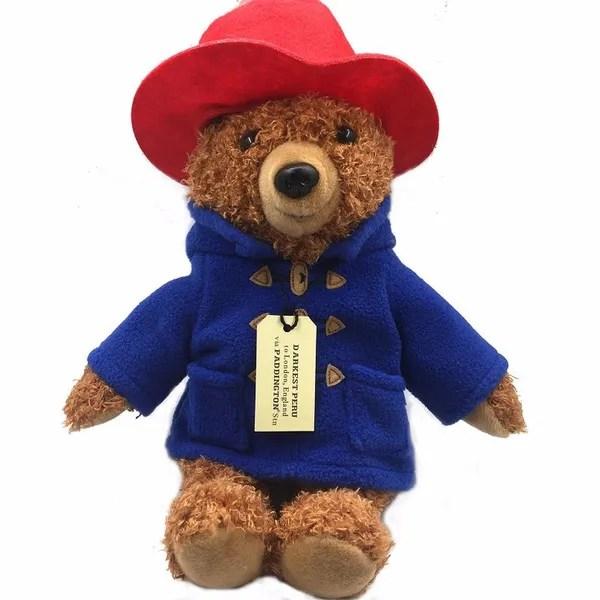 paddington bear stuffed animal # 82