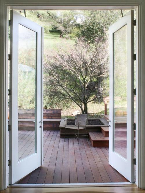Slab Door Modern