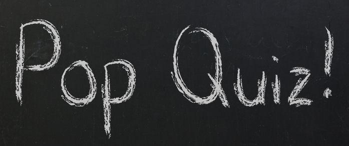 Pop Quiz Clip Art – Cliparts