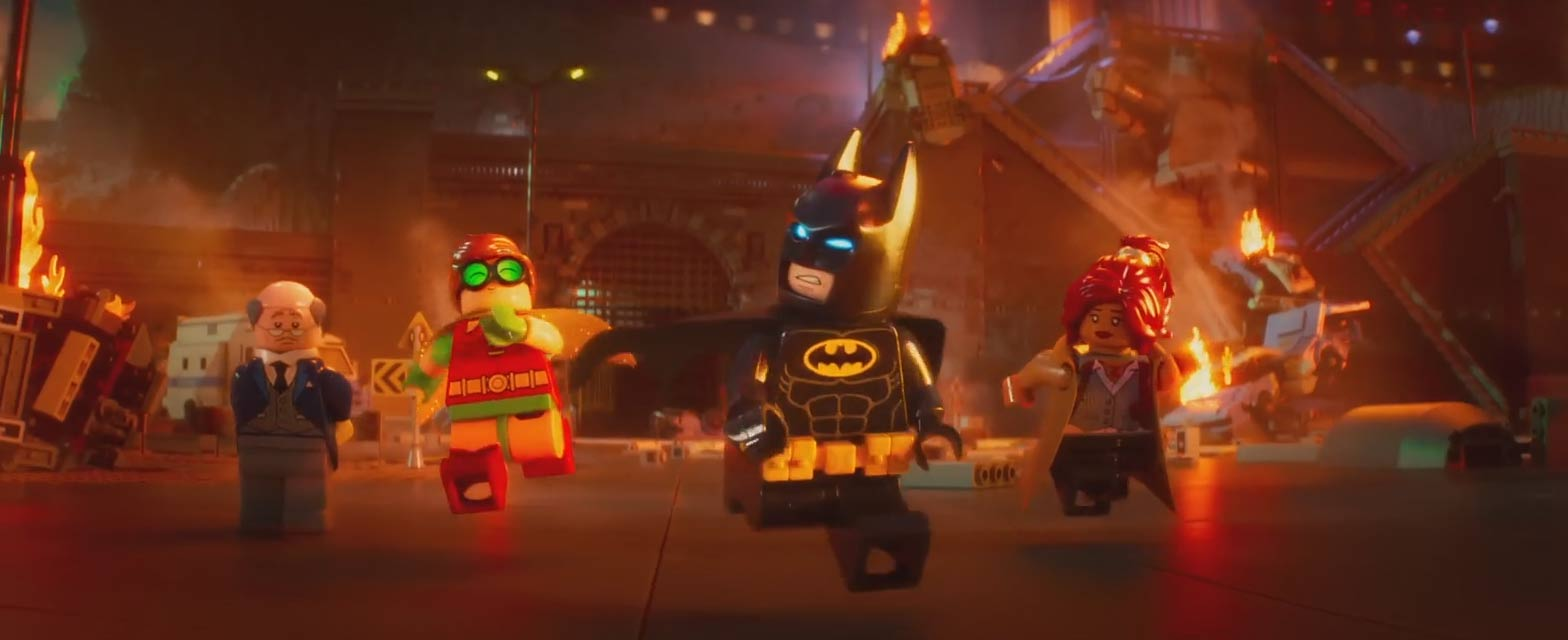 The LEGO Batman Movie   The Ultimate Geeky Experience   Film Review     Batman  arguably the most popular superhero  and certainly one of the most  popular to meme  After stealing the show in 2014 s  The LEGO Movie