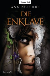 Review  Enclave  Book 1 in the Razorland trilogy    Cookie s Tasty     Enclave Dutch Cover