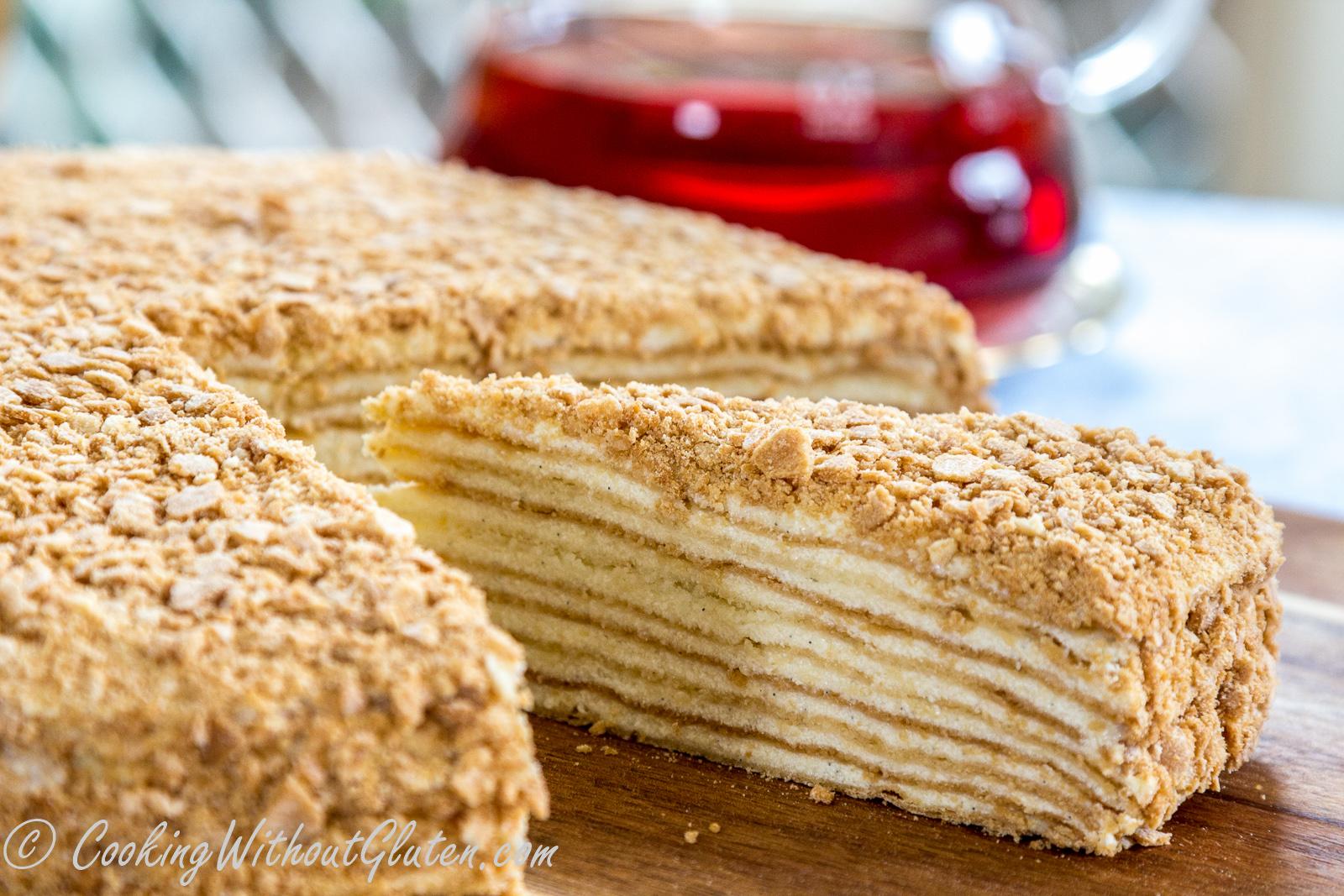 Napoleon Cake Recipe Cake Recipe