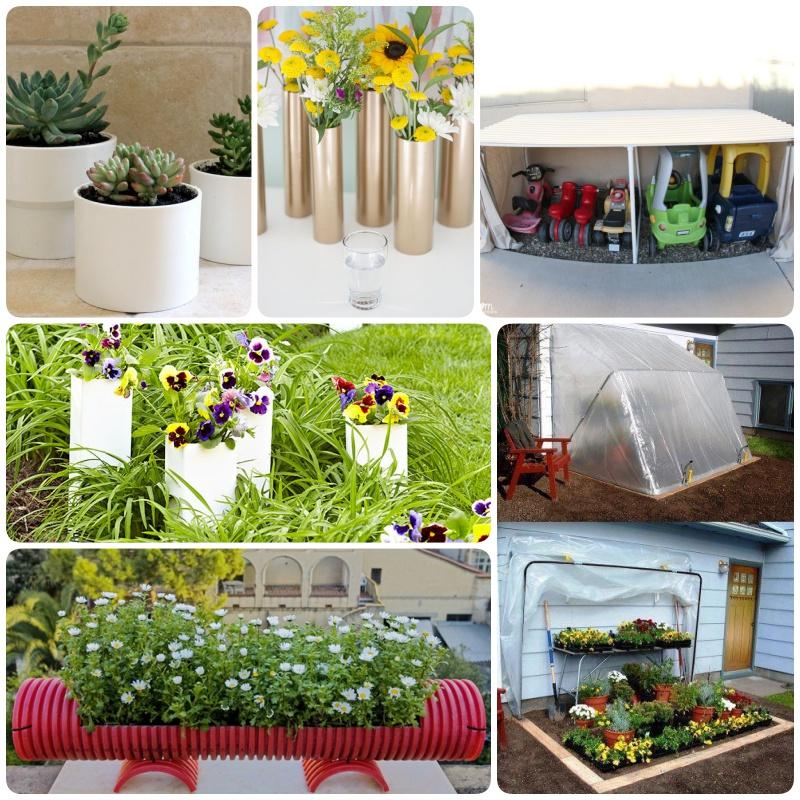 Building Garden Planters