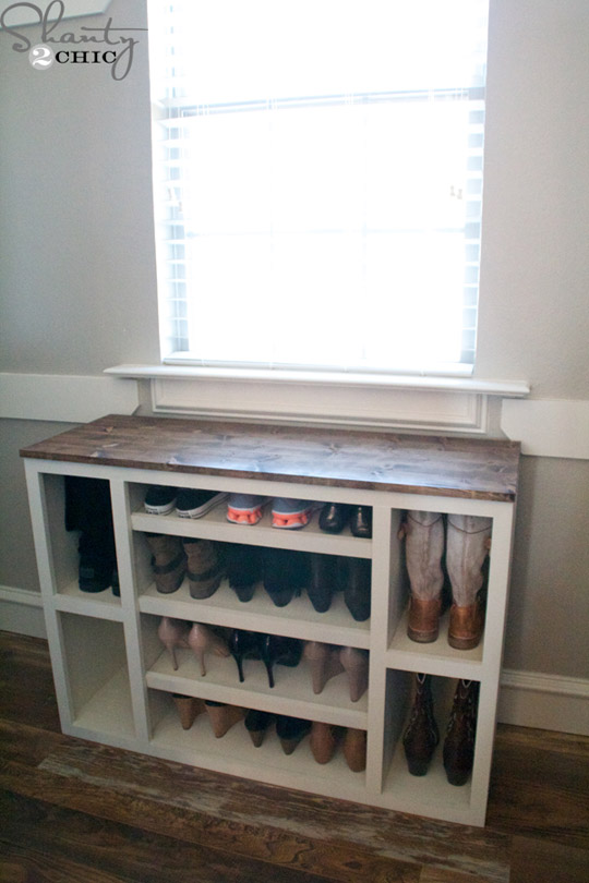 20 Clever Diy Shoe Storage Ideas Cool Diys
