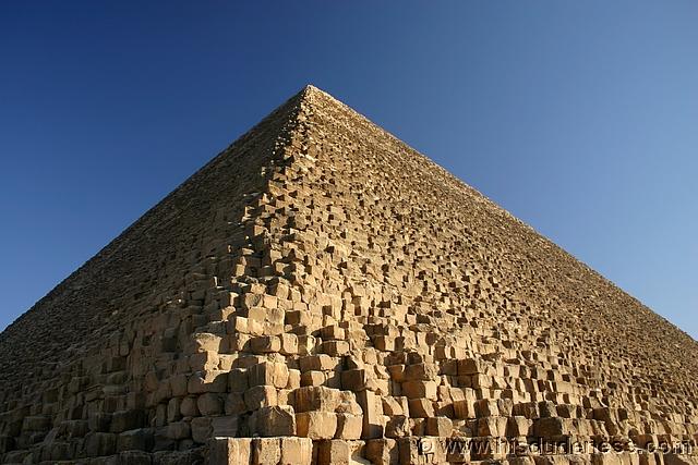 Interior Pyramids Egypt