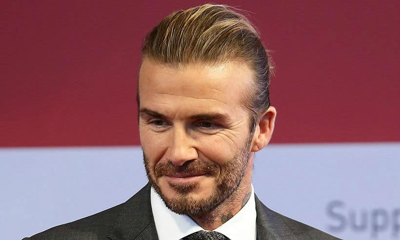 David Beckham 1989 to 2019 Hairstyles: How His Hair ...