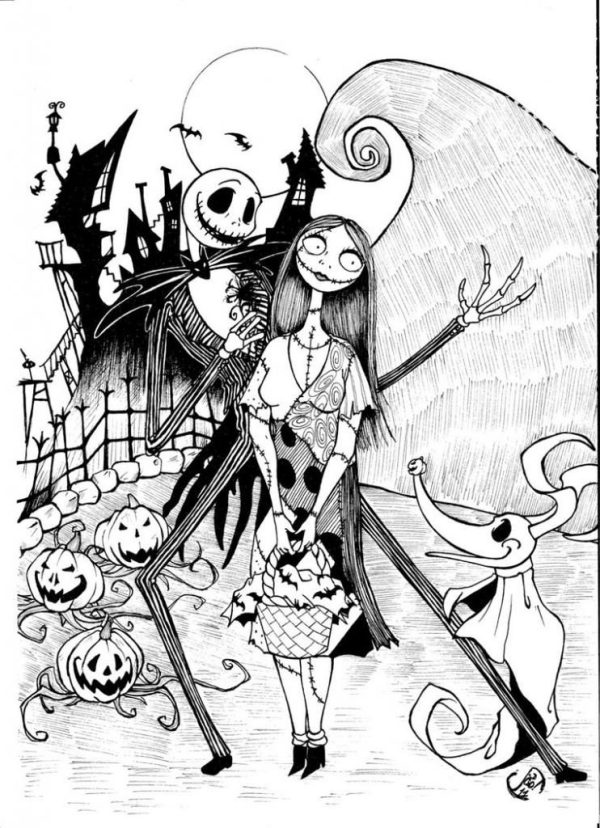 coloring pages halloween # 38