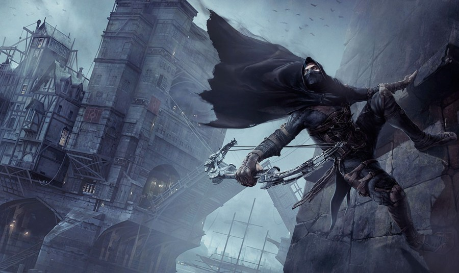 Thief 4 Artwork Video Games Wallpaper   High Definitions Wallpapers Video Game Art