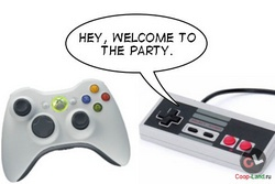 Xbox 360 Joystick Emulering