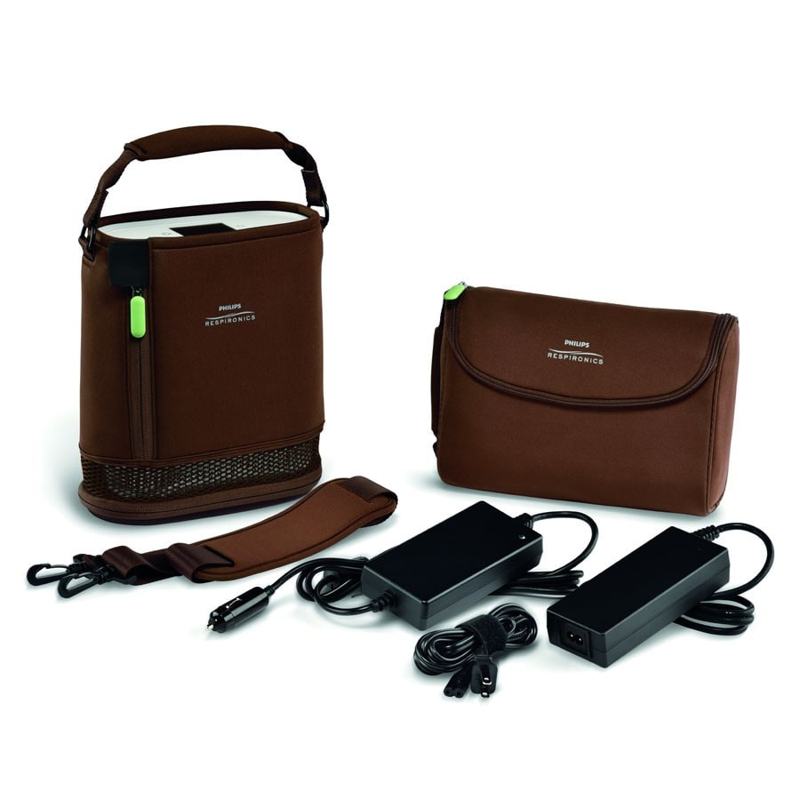 Compact Portable Oxygen Concentrator