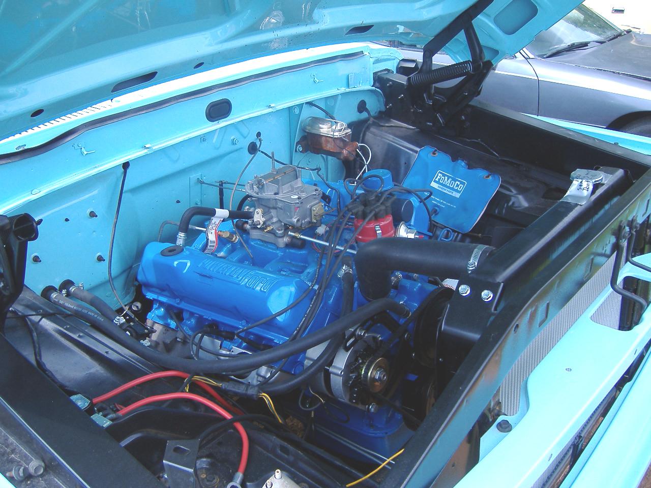 1967 Ford F100 Ranger Assembly