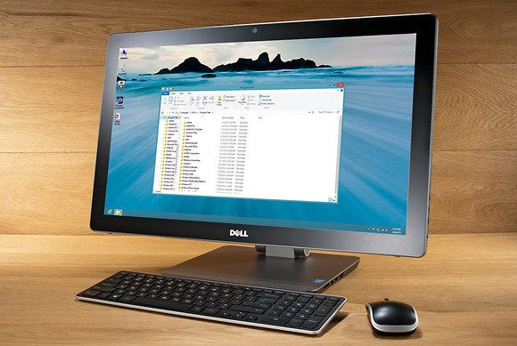 Dell Inspiron 2350 All In One Hardware Specs