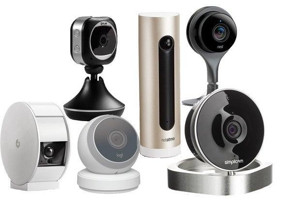 Find Security Cameras