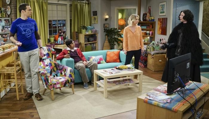 Das Beste The Big Bang Theory – 9×21 The Viewing Party Combustion In Diesem Monat
