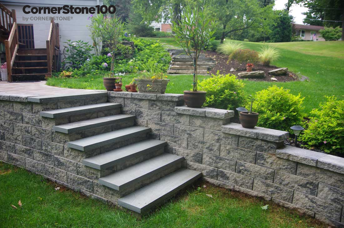 Why You Should Consider Landscape Stairs | Garden Handrails For Steps | Modern Hand | Wooden | Free Standing | Solid Wood | Stair Railing