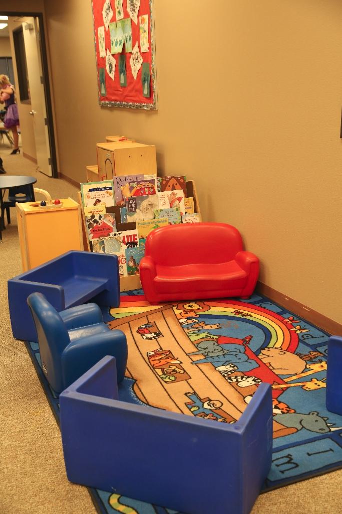 Cozy Corner Ideas Preschool