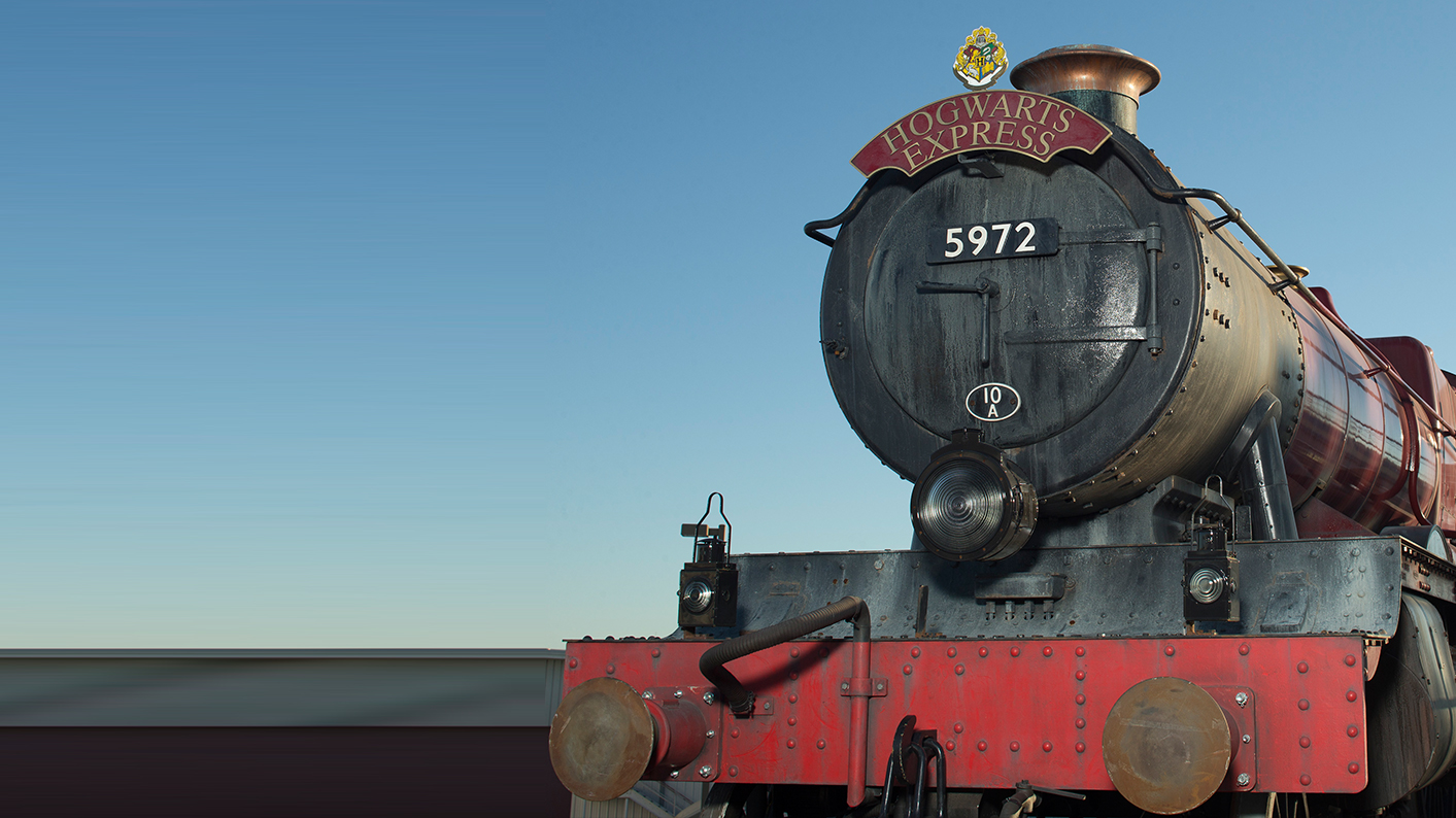 All Aboard Universal Orlando's Iconic Hogwarts Express