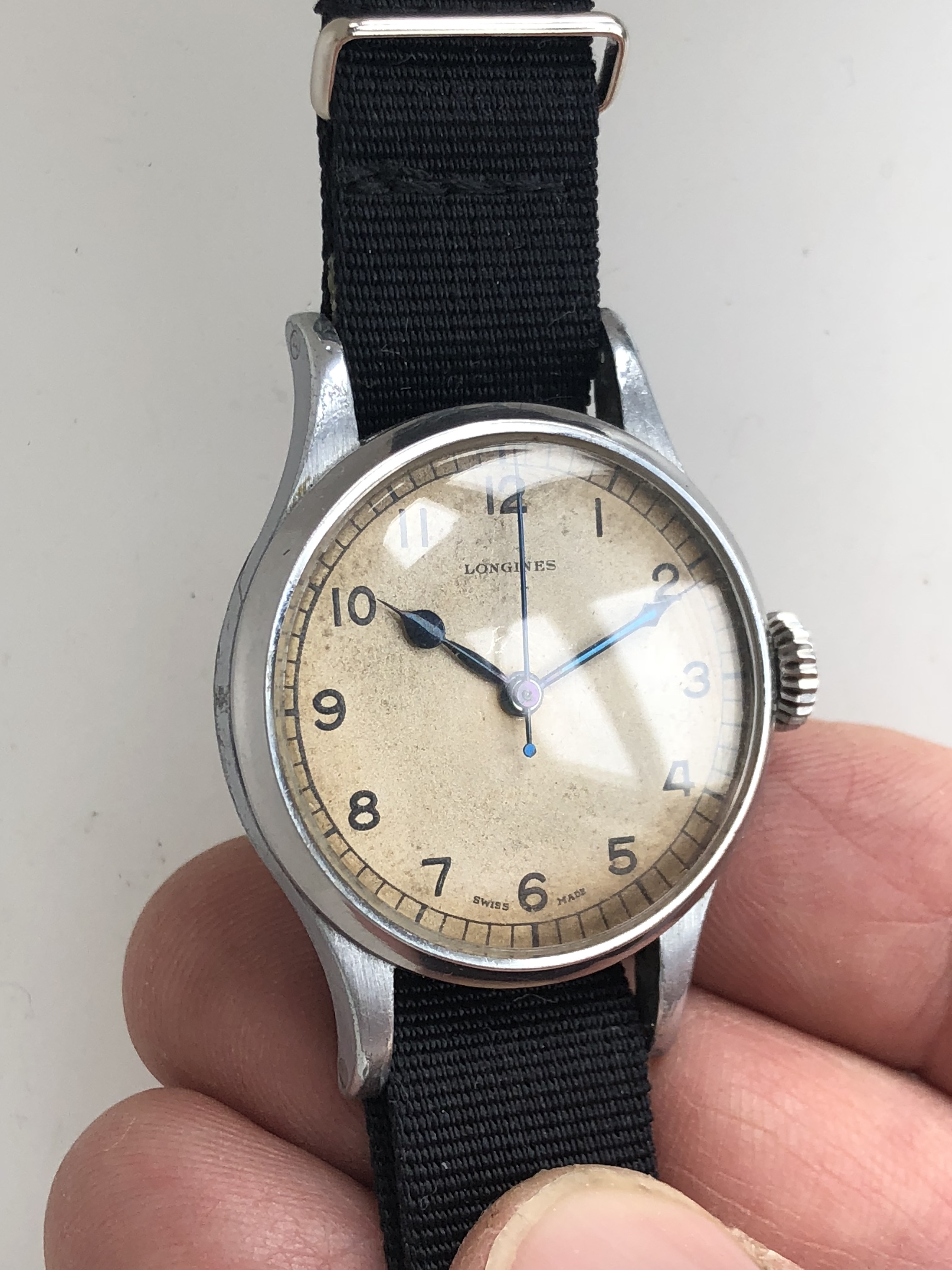These Ww2 Raf Spitfire Pilot Navigators Watches Are