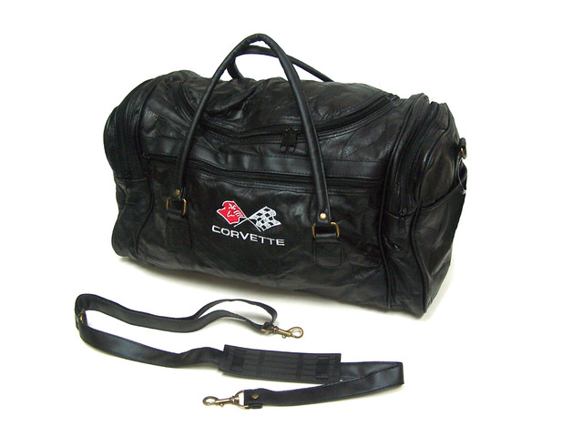 C6 Leather Bag Corvette
