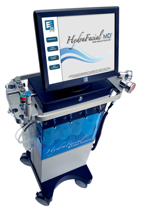 Hydrafacial Tower
