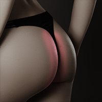 laser hair removal inner buttocks