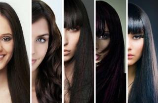 Funktioner av fuktigt hår