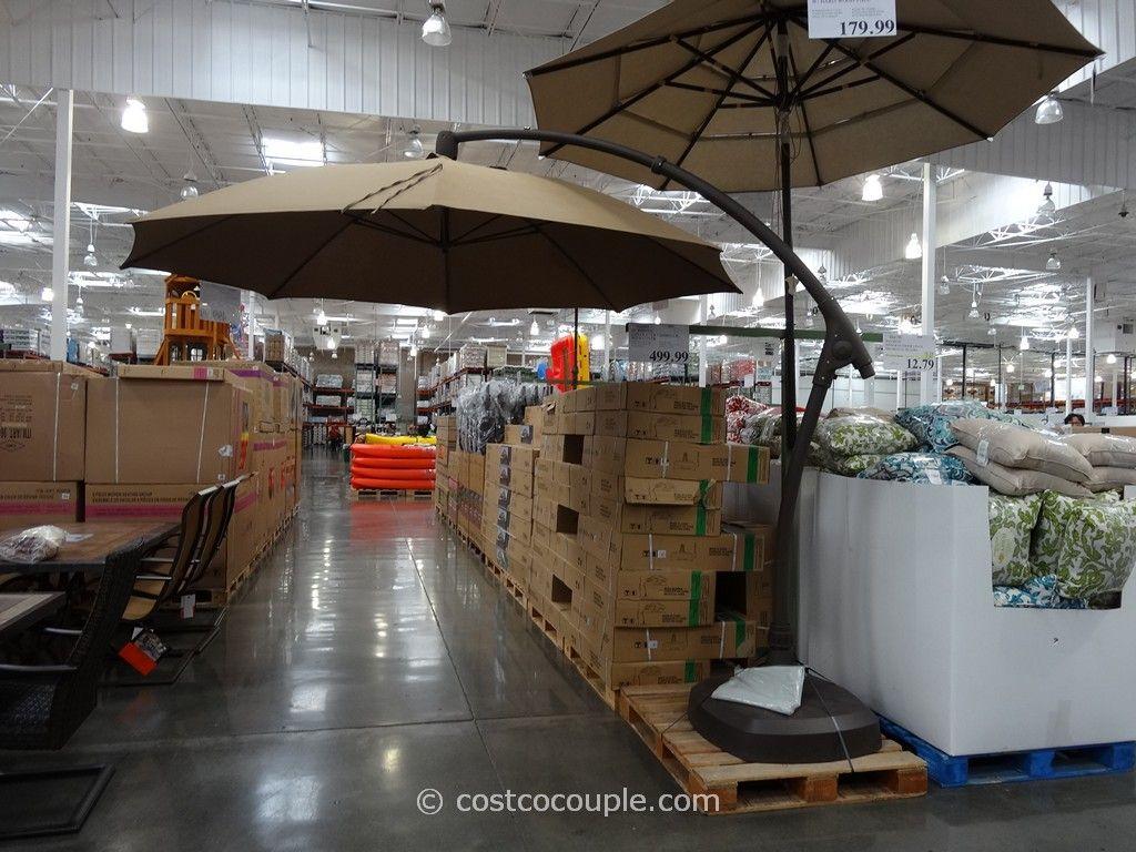 Sunbrella Umbrella Costco